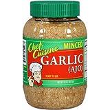 Chef Cuisine Minced Garlic 32oz
