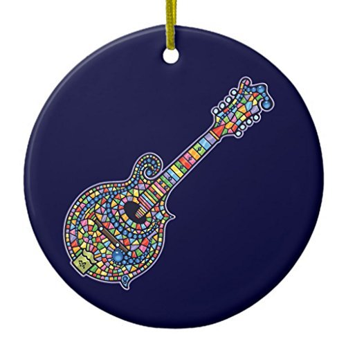 Mosaic Outdoor Lighted Ornaments in US - 2
