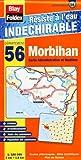 56 morbihan carte administrative et routi re