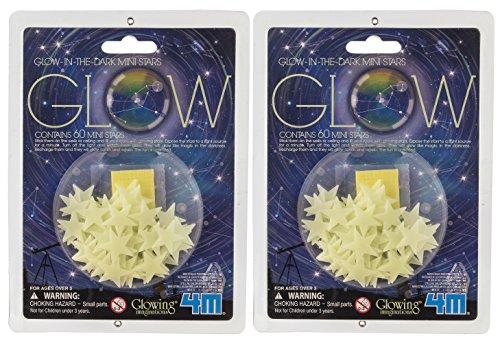 Glow Dark Mini Stars Pack product image