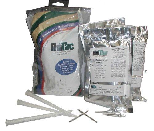 Replenish Kit - DriTac Replenish Pack for Solid Wood and Bamboo Floor Repair Kit