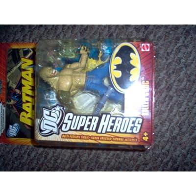 DC SUPERHEROES JUSTICE LEAGUE UNLIMITED KILLER CROC Figure: Toys & Games