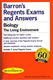 img - for Barron's Biology - The Living Environment (Regents Exams & Answers) book / textbook / text book
