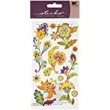 Sticko Floral Flourish Stickers