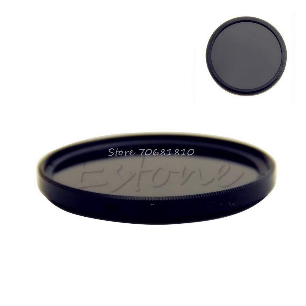SAUJNN 52mm Infrared Infra-red IR Pass X-Ray Lens Filter 720nm 720 Optical Glass Drop Shipping