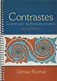 img - for Contrastes: Grammaire du fran ais courant and Workbook (2nd Edition) book / textbook / text book