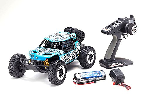(Kyosho AXXE Electric Desert/Off-Road RC Buggy (1:10 Scale),)