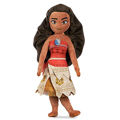 Disney Moana Plush Doll - Medium