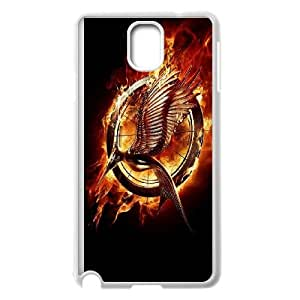 Samsung Galaxy Note 3 Cell Phone Case White The Hunger Games Catching Fire OJ575474