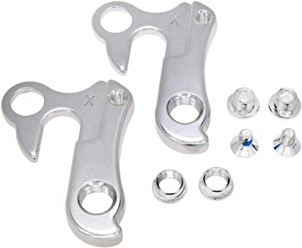 Bicycle Components Parts Alloy Rear Derailleur Hanger Racing Cycling Bike Kits