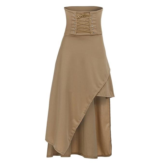 nuevo estilo de realmente cómodo seleccione para oficial CANDLLY Faldas de Fiestas Playa Vacaciones Guapas Faldas ...