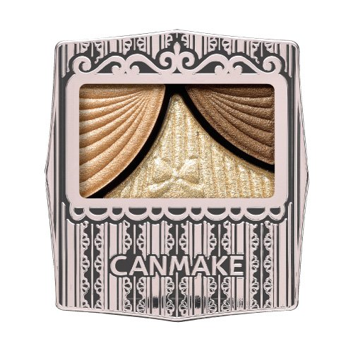 IDA Laboratories CANMAKE Juicy Pure Eyes 03 Antique Gold
