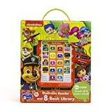 Nick Jr. - Paw Patrol, Bubble Guppies, and more! Me Reader Electronic Reader 8-Book Library - PI Kids
