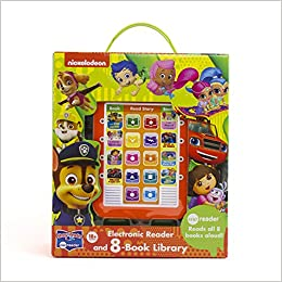Amazon.com: Nick Jr. - Paw Patrol, Bubble Guppies, and more! Me ...