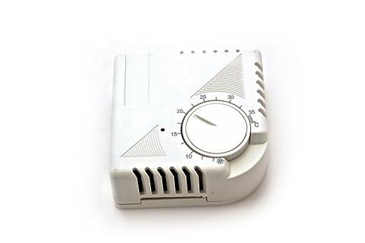 Top Raumthermostat NTL7000 Thermostat Raumtemperaturregler Heizung GP72