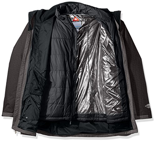 Whirlibird Big Melange Columbia Buffalo Jacket Tall Interchange Men's q7xtP