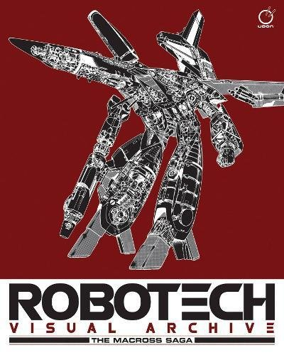 Buy robotech visual archive