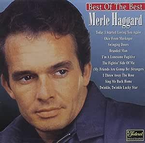 Best of the Best By Merle Haggard (1996-01-01)
