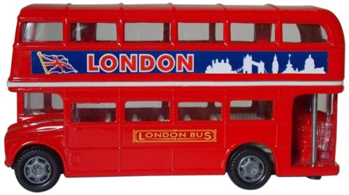 - London Double Decker Bus Hard Top (4.75