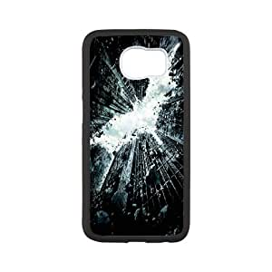 Scholarly Cottage Order Case Batman For Samsung Galaxy S6 Send tempered glass screen protector LL9WA790841
