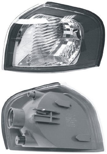 URO Parts 8620463 Left Turn Signal Lens with Halogen Headlights