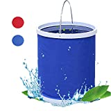 wine barrel cooler - Momsbabe Collapsible Bucket Portable Fishing Camping Beach Car Washing Pail Beer Wine Cooler Wash Basin Folding 11L Water Container