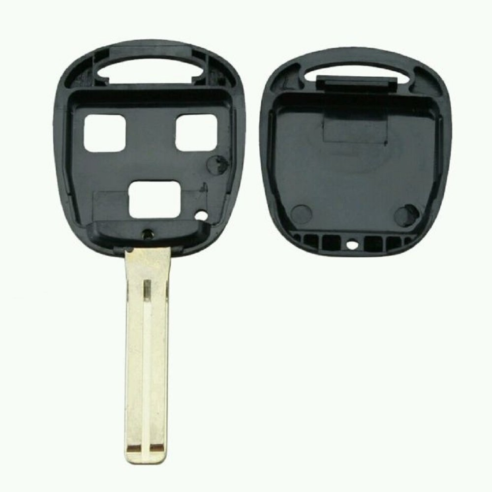 3 Buttons Remote Key Short Blade Shell For Lexus RX GS IS ES GX JalopyTrade 4347621065