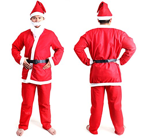 Father Christmas Suit - 7