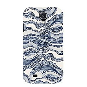 Unique Design Marble Phone Case for Samsung Galaxy S4 I9500 Personality Rock Mobile Phone Case Cover Classic Design Stone Series