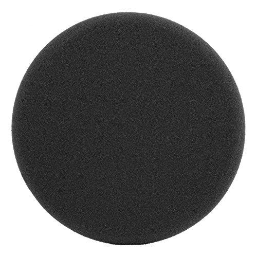 Meguiar's´s WRFF7 Esponja De Acabado Para Pulidora, Negro Empaque de, 1 Empaque de