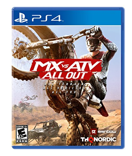 MX vs ATV All Out - PlayStation 4 by THQ Nordic