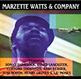 Marzette Watts and Company by Marzette Watts (2013-05-04)
