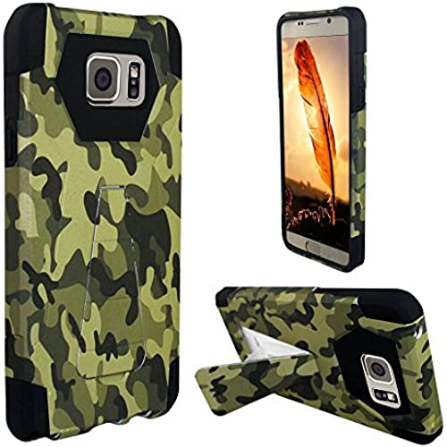 Galaxy S7 Active Case, Balaji Camouflage Dual Layer [Shock Absorbing] Protection Hybrid Stand PC/Silicone Case Cover For Samsung Galaxy S7 Active Sales