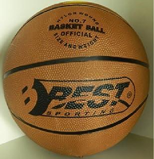 Basket Marron avec lignes noires, avec logo de Best noire et Best Sporting, 480–510gr. 480-510gr.