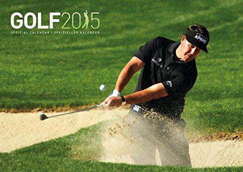 Golf 2015 Calendar by ML Publishing