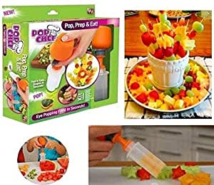 Kitchenware POP CHEF Fruit Decoration Tool DIY Fruit Carving Tool Set by Abcstore99