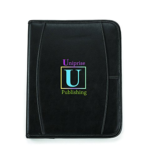 Deluxe Writing Pad - 13 Quantity - $25.65 Each - BRANDED / EMBROIDERED with YOUR LOGO / CUSTOMIZED by Sunrise Identity