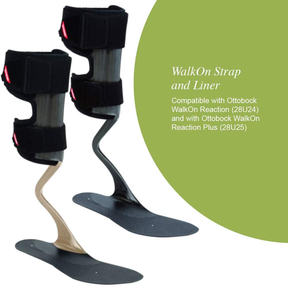 Amazon com: Ottobock WalkOn Reaction Strap & Liner for Ankle