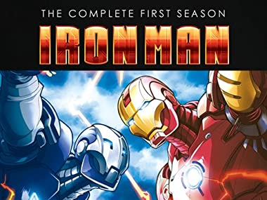 Amazon co uk: Watch Iron Man Anime Series - Season 1 | Prime