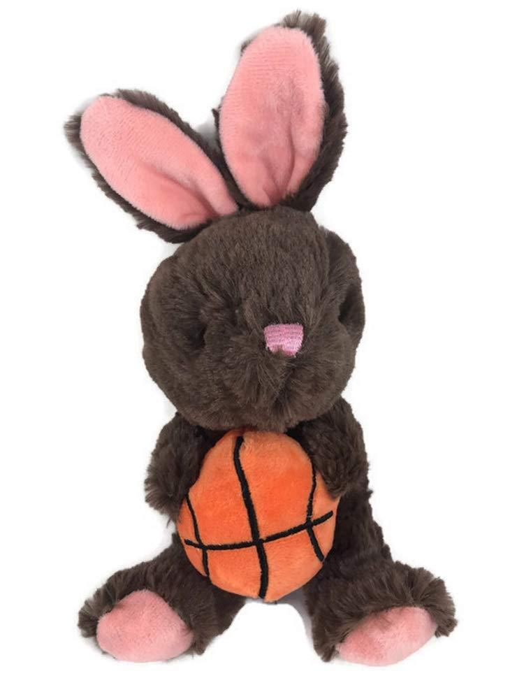 Babys First Basketball Plush Bunny Rabbit