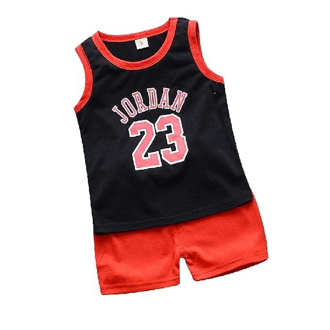 Conquro-Niño NBA Michael Jordan # 23 Chicago Bulls Retro ...