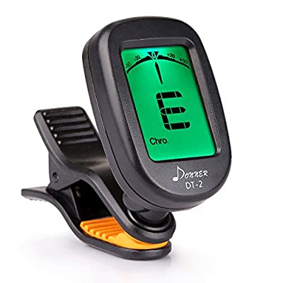 Donner Guitar Tuner Clip On