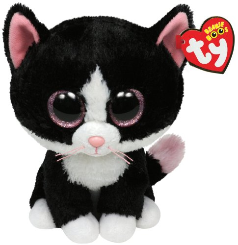 Ty Beanie Boos Buddy - Pepper the Cat (Pepper Cat Tree)