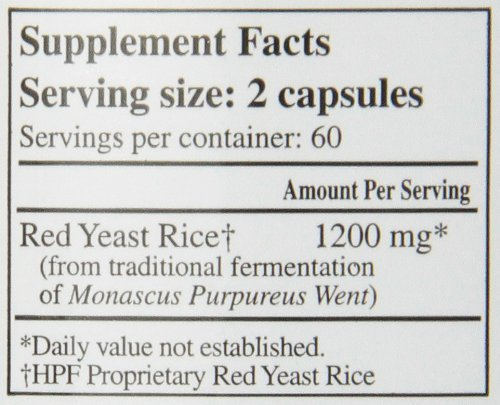 HPF Cholestene Dietary Supplement , 120 capsules 3pk