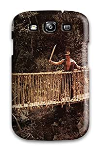 Galaxy S3 Case Bumper Tpu Skin Cover For Indy The Temple Of Doom Amp People Movie Accessories