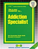 Addiction Specialist, Jack Rudman, 083731075X