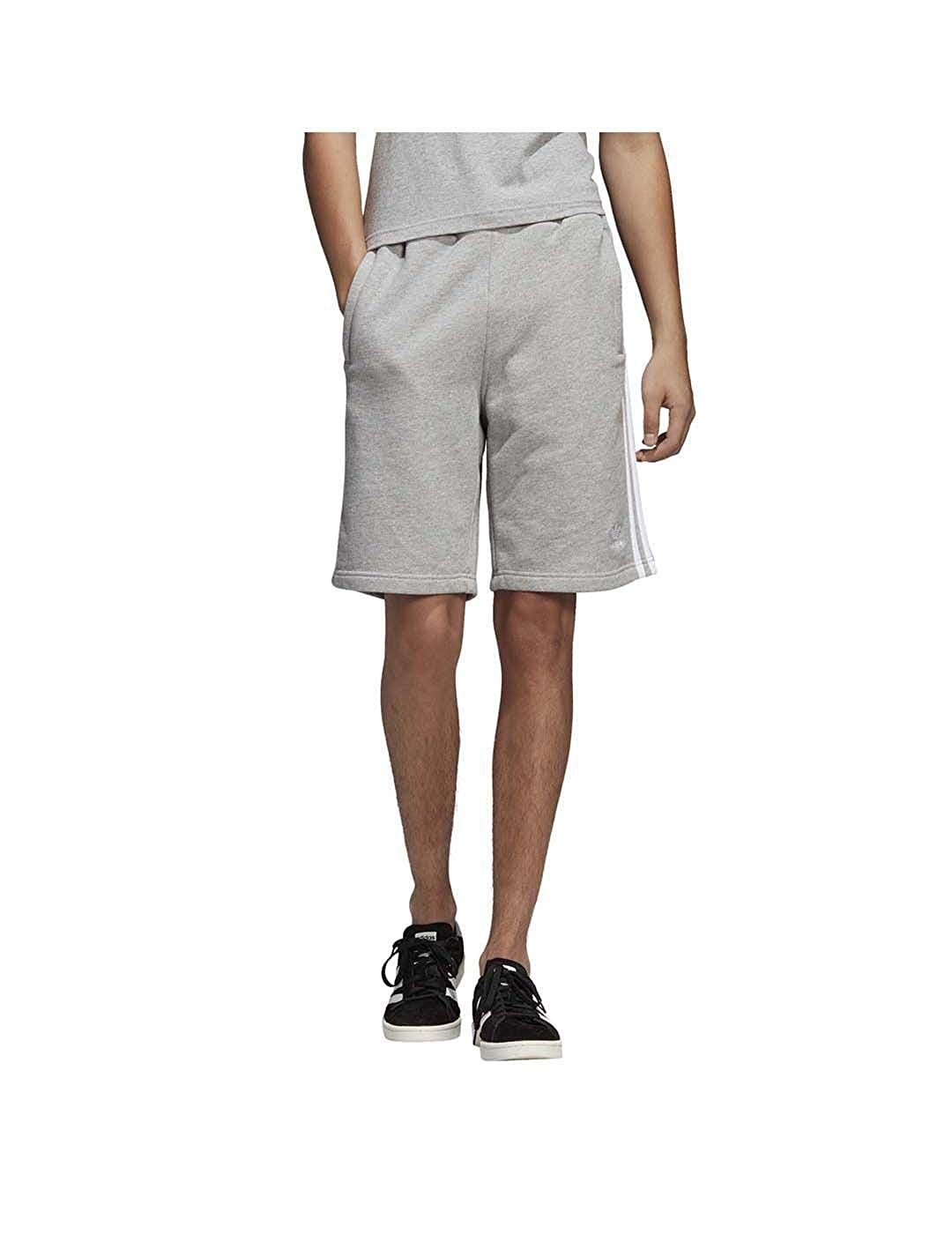 TALLA L. adidas 3-Stripe Short Shorts, Hombre