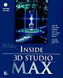 img - for Inside 3d Studio Max by Steven D. Elliott (1996-11-04) book / textbook / text book