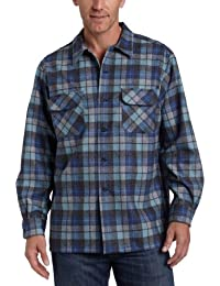 Men's Long Sleeve Classic-fit Board Shirt