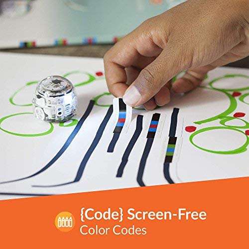 Evo App-Connected Coding Robot (White) by Ozobot (Image #4)